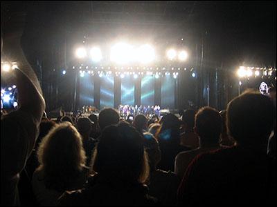 Springsteen Floor Seats
